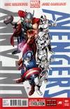 Uncanny Avengers #1 Variant Team Avengers Cover