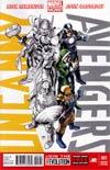 Uncanny Avengers #1 Variant Team Uncanny Cover