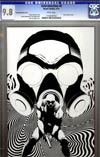 Extermination #4 Incentive John Cassaday Virgin Sketch Variant Cover CGC 9.8