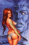 Damsels #2 Incentive Joseph Michael Linsner Virgin Cover