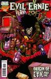 Evil Ernie Vol 3 #1 Incentive Joe Quesada Classic Art Variant Cover