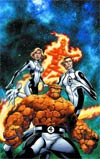 Fantastic Four By Mark Bagley Poster