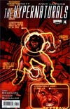Hypernaturals #4 Regular Cover B Wesley Craig