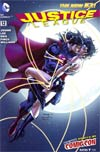 Justice League Vol 2 #12 NYCC 2012 Exclusive Cover