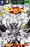 Talon #1 Incentive Guillem March Sketch Cover