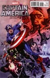 Captain America Vol 6 #19 Variant Final Issue Cover
