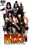 KISS Vol 2 #5 Incentive KISS Photo Variant Cover
