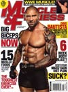 Muscle & Fitness Magazine Vol 73 #11 Nov 2012