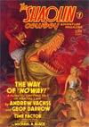 Shaolin Cowboy Adventure Magazine TP