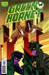 Kevin Smiths Green Hornet #29 Phil Hester Cover
