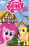 My Little Pony Friendship Is Magic #1 Incentive Stephanie Buscema Variant Cover
