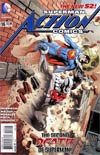 Action Comics Vol 2 #16 Regular Rags Morales Cover