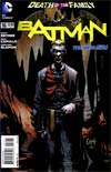 Batman Vol 2 #16 Regular Greg Capullo Cover (Death Of The Family Tie-In)