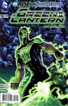 Green Lantern Vol 5 #16 Regular Doug Mahnke Cover (Rise Of The Third Army Tie-In)