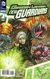 Green Lantern New Guardians Annual #1