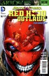 Red Hood And The Outlaws #16 (Death Of The Family Tie-In)