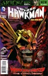 Savage Hawkman #16 (Hawkman Wanted Tie-In)