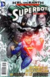 Superboy Vol 5 #16 (Hel On Earth Tie-In)