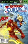 Supergirl Vol 6 #16 (Hel On Earth Tie-In)