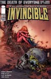 Invincible #100 Cover C 1st Ptg Marc Silvestri