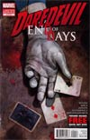 Daredevil End Of Days #4 Regular Alex Maleev Cover