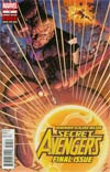 Secret Avengers #37 Regular Arthur Adams Cover