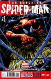 Superior Spider-Man #1 1st Ptg Regular Ryan Stegman Cover