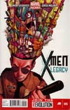 X-Men Legacy Vol 2 #5 Regular Mike Del Mundo Cover