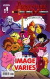 Adventure Time Fionna & Cake #1 1st Ptg Regular Cover (Filled Randomly With 1 Of 2 Covers)