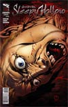 Grimm Fairy Tales Presents Sleepy Hollow #4 Cover B Marat Mychaels