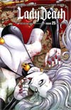 Lady Death Vol 3 #25 Wraparound Cover