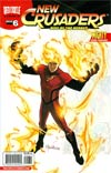 New Crusaders Rise Of The Heroes #6 Variant Ben Bates Mighty Hero Cover