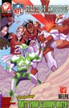 NFL Rush Zone Season Of The Guardians #1 Regular Cover
