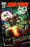 Mars Attacks Zombies vs Robots One Shot Regular Ray Dillon Cover