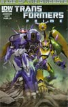 Transformers Prime Rage Of The Dinobots #3 Regular Ken Christiansen Cover