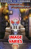Transformers Robots In Disguise #13 Regular Cover (Filled Randomly With 1 Of 2 Covers)