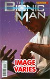 Kevin Smiths Bionic Man #18 Regular Cover (Filled Randomly With 1 Of 2 Covers)