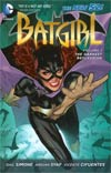 Batgirl Vol 1 The Darkest Reflection TP
