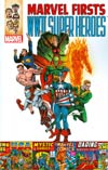Marvel Firsts WWII Super Heroes TP