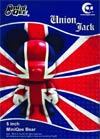 Union Jack Bear 5-Inch Mini Qee
