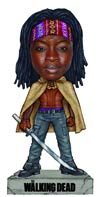 Walking Dead Michonne Wacky Wobbler