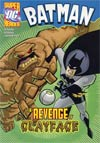 DC Super Heroes Batman Revenge Of Clayface Young Readers Novel TP