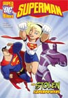 DC Super Heroes Superman Stolen Superpowers Young Readers Novel TP