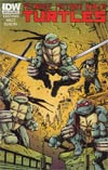 Halloween ComicFest 2012 Teenage Mutant Ninja Turtles Vol 5 #1 Halloween Edition