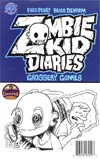 Halloween ComicFest 2012 Zombie Kid Diaries Mini Comic - FREE - (Limit 1 per customer - handling fee applies)