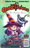 Halloween ComicFest 2012 Ernest & Rebecca The Haunted House Mini Comic