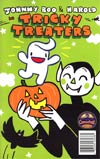 Halloween ComicFest 2012 Top Shelf Johnny Boo And Harold Tricky Treaters Mini Comic
