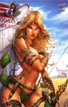 Grimm Fairy Tales Presents Robyn Hood #1 NYCC Exclusive Jamie Tyndall Variant Cover