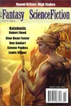 Fantasy & Science Fiction Digest Vol 123 #5 / #6 Nov / Dec 2012