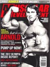 Muscular Development Magazine Vol 49 #12 Dec 2012
